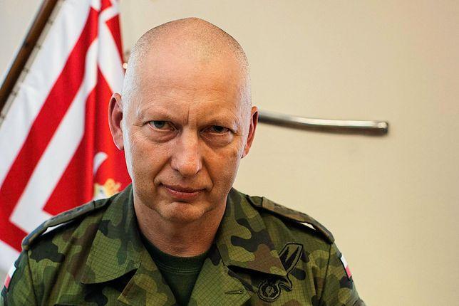 Gen. Mirosław Różański miał wiele zastrzeżeń do pracy Macierewicza