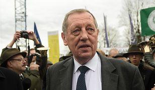Prokuratura odmówiła wszczęcia postępowania ws. Jana Szyszki