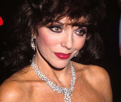 Joan Collins wygrała z Sophią Loren. Rola bezwzględnej Alexis przyniosła jej olbrzymią sławę
