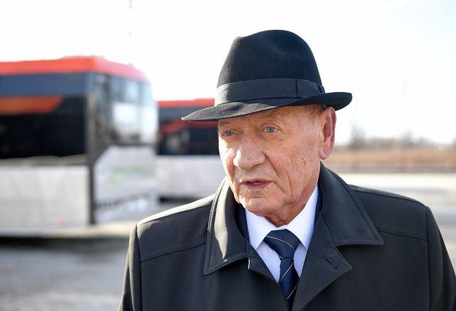 Prezydent Rzeszowa Tadeusz Ferenc podjął decyzję o zakazie Marszu Równości
