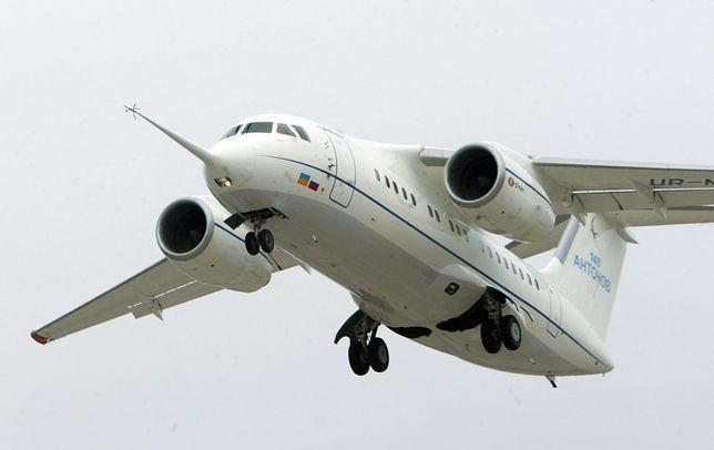 Katastrofa samolotu pod Moskwą. Ekspert: Ten samolot to pechowy projekt
