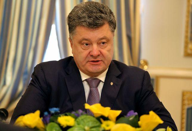 Petro Poroszenko wierzy w szybką integrację Ukrainy z UE i wejście do NATO