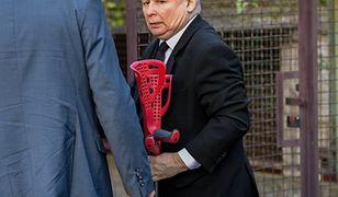 Nie kończą się problemy ze zdrowiem Kaczyńskiego