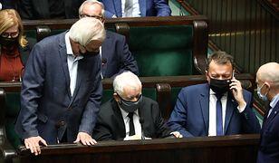 PiS chce zmienić regulamin Sejmu. Czego boi się Kaczyński?