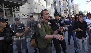 Turecka policja użyła siły. Stambuł nie jest już miastem liberalnym