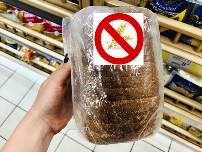 Prawie 35 zł za 1 kg chleba bezglutenowego to kwota, która przyprawia o dreszcze.