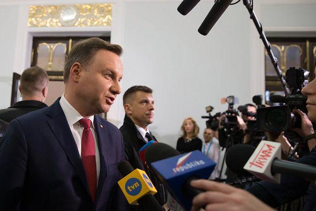 Sąd Najwyższy przeciw decyzji Andrzeja Dudy. Wyjaśniamy, co to oznacza