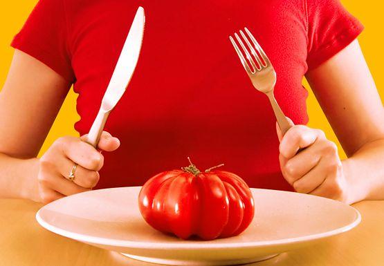 Kiedy pomidor jest trujący?