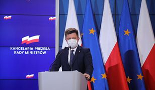 Nowy harmonogram szczepień na Covid-19. Minister Dworczyk przedstawił szczegóły