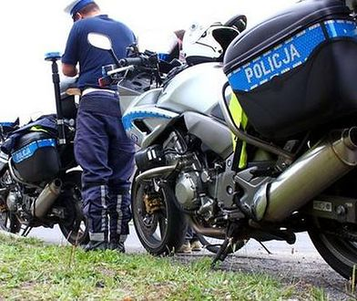 policja,motocykl
