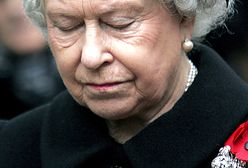 Królowa Elżbieta opłakuje śmierć przyjaciela. Znali się od lat