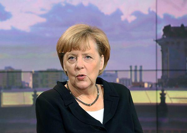 Angela Merkel: na spotkaniu Putina i Poroszenki w Mińsku nie będzie przełomu