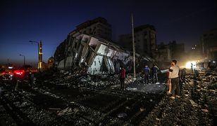 Izrael. Kolejne ataki rakietowe. Mieszkańcy w schronach