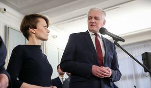 Nieoficjalnie: Gowin wróci do rządu, Emilewicz jako bezpartyjna może objąć resort finansów