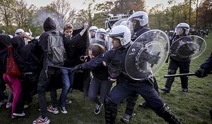 Belgia. Policja rozpędziła imprezowiczów w parku