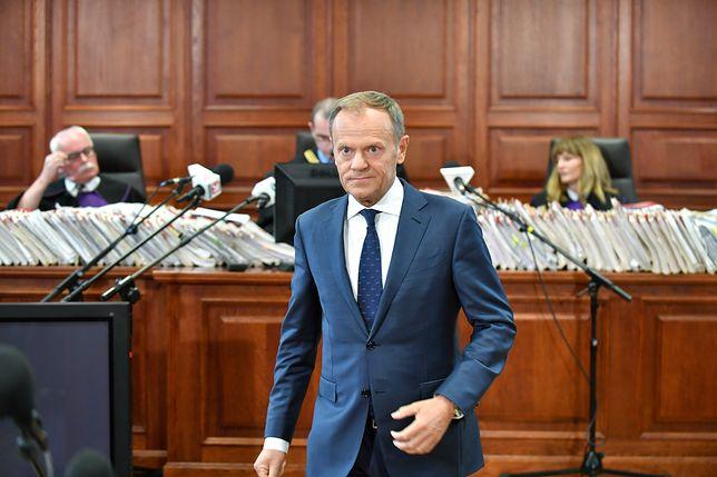 Polacy sądzą, że PiS obawia się Tuska