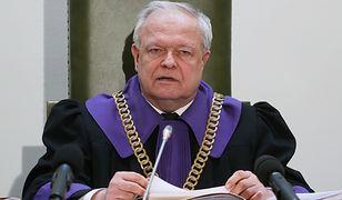 Sędzia Stanisław Zabłocki.