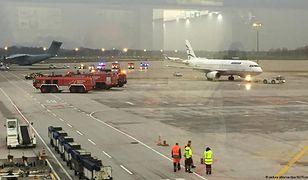 Polak sparaliżował ruch na lotnisku na 5 godzin