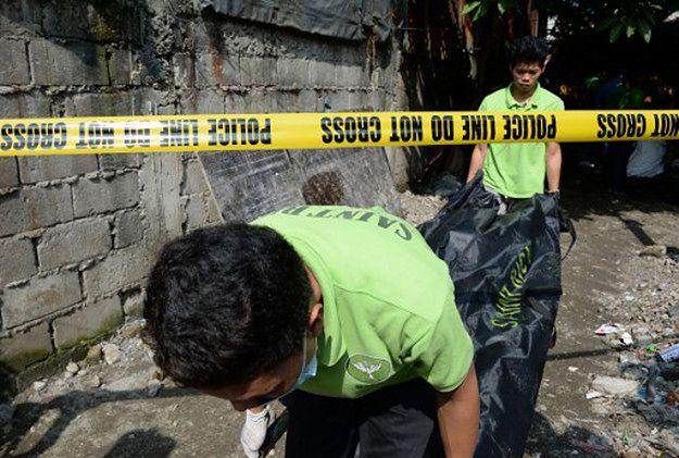 W ciągu ostatnich trzech miesięcy wojna z narkotykami przyniosła śmierć kilkuset ludzi
