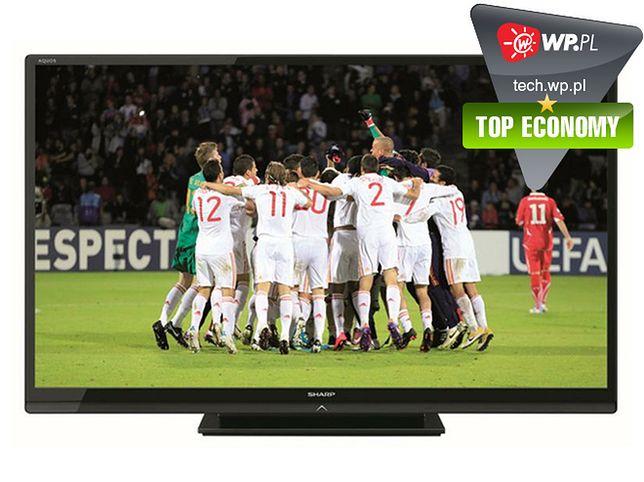 Test telewizora Sharp: 60 cali w rozsądnej cenie