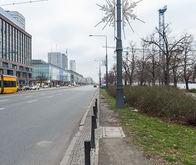 """Warszawa. Ruszył przetarg na """"rowerową"""" Marszałkowską"""
