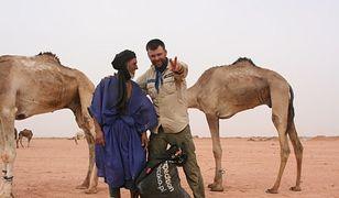 Mali. Pieszo przez pustynię