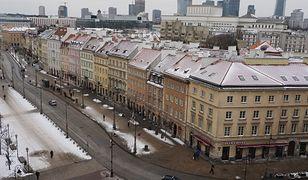 Pod koniec lutego temperatury w wielu miejscach w Polsce są niższe niż w Arktyce