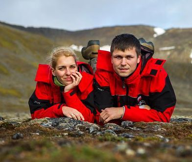Dagmara Bożek-Andryszczak wraz z mężem Piotrem wzięli udział w dwóch zimowaniach na dwóch krańcach świata