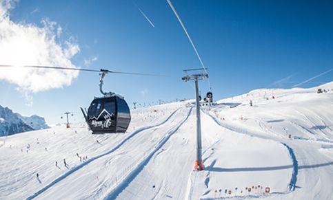 Kronplatz – topowy region narciarski w Południowym Tyrolu