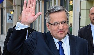 Prezydent Bronisław Komorowski: członkostwo w UE to cud, który mógł się nie wydarzyć