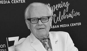 """Ken Kercheval nie żyje. Aktor z serialu """"Dallas"""" zmarł w wieku 83 lat"""