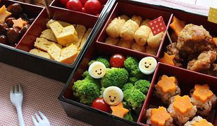 Bento - nowa odsłona lunchboxów i drugiego śniadania.