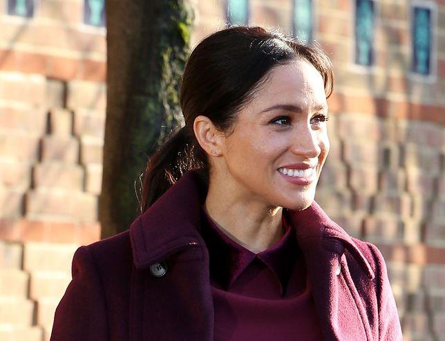 Meghan Markle ma na głowie obowiązki związane z wejściem do rodziny królewskiej oraz problemy z własnymi najbliższymi