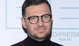 """Maciej Zień na promocji swojej książki """"Więzień sukcesu"""""""