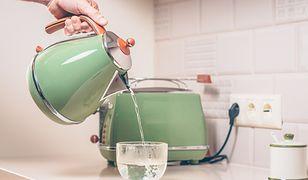 Czajniki elektryczne mogą być dopasowane do innych kuchennych sprzętów