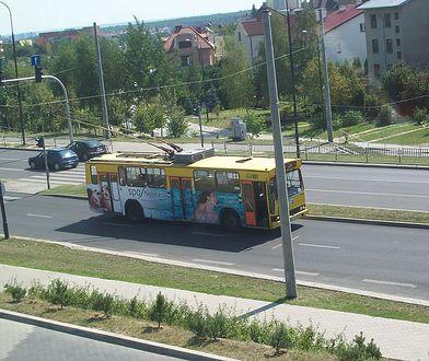 Lublin: pijana kierująca trolejbusem spowodowała wypadek