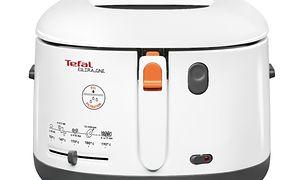 Frytownica Tefal FF162131 - przygotuje jednorazowo 1,2 kilograma frytek
