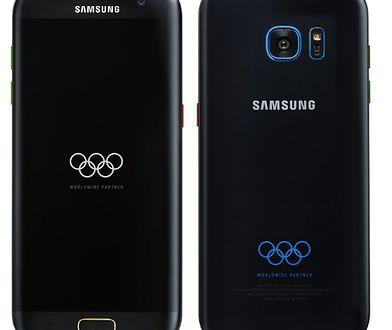Samsung Galaxy S7 edge specjalnie na Olimpiadę