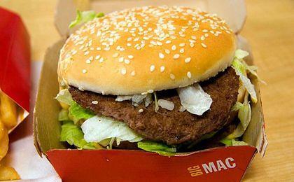 McDonald's w Wielkiej Brytanii. Brytyjczycy jedzą 90 mln Big Maków rocznie