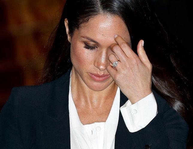 Ojciec księżnej przypomniał skandaliczne zachowanie księcia Harry'ego