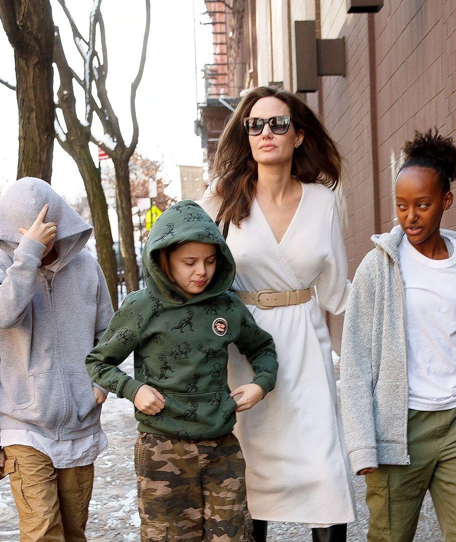 Angelina Jolie i kolejne dziecko. Ma plany na przyszłość