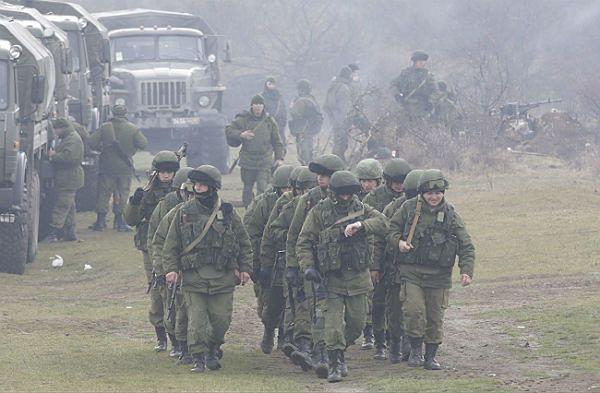 """""""Spiegel"""": dowody na obecność 2 tys. rosyjskich żołnierzy na Krymie"""