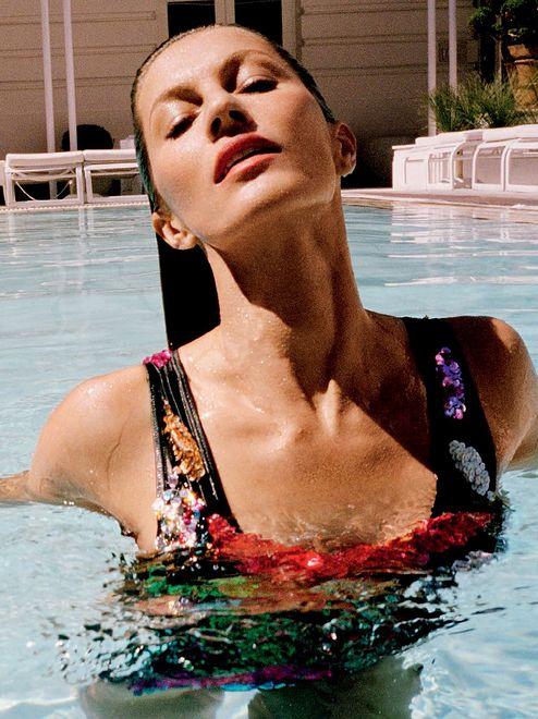 Gisele Bundchen w Vogue Brasil