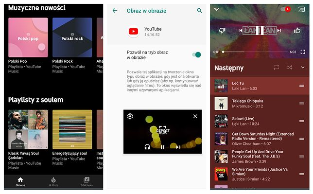 YouTube Premium i YouTube Music już w Polsce