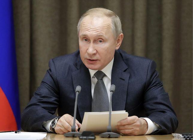 Władimir Putin chce wzmocnić rodzime firmy IT