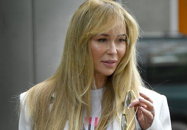 Joanna Przetakiewicz pokazała się bez makijażu