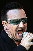 U2 w Cannes