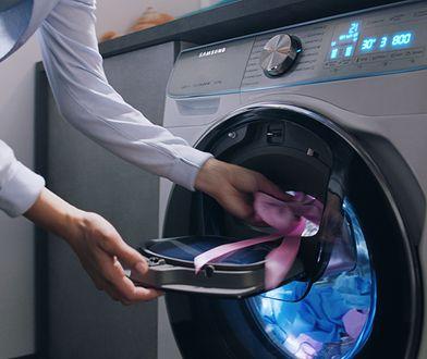 Dzięki nowoczesnym funkcjom pralek pranie stanie się przyjemne i oszczędne