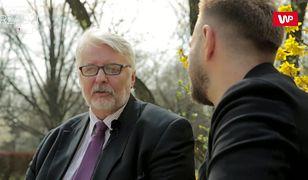 Witold Waszczykowski: Tusk nie służy polskiemu interesowi