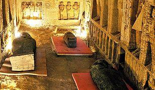 Egipt. Tajemnice sarkofagów nie mają końca